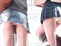 Japanese Teen Upskirt