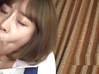 korean girl fucked by japanese dummy