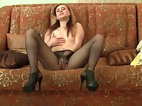 Pantyhose performance solo
