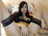 Risque Asian Hooker