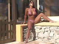 Amazing hot bikini