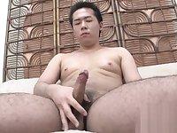 Japanese bear jerking off 0230
