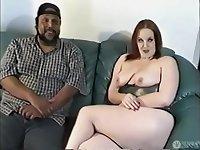 Randy mommy crazy interracial clip