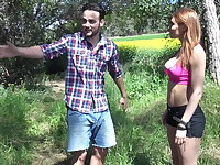 Meeting & fucking a nature lover