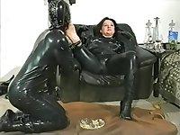 Bizarr Phantasy my Rubber lady